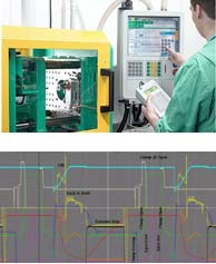 plastic injection mold calibration service