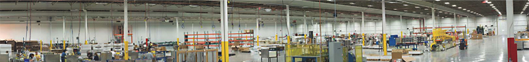 energy saving warehouse lighting