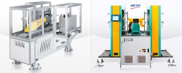 WETEC in mould labeling machines