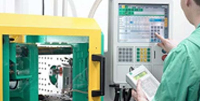 Molding machine calibration services